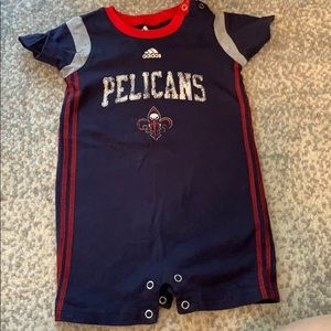 New Orleans Pelicans Romper